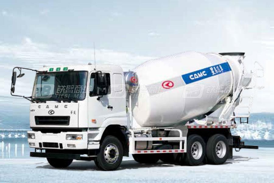 华菱星马AH5253GJB1L5搅拌运输车