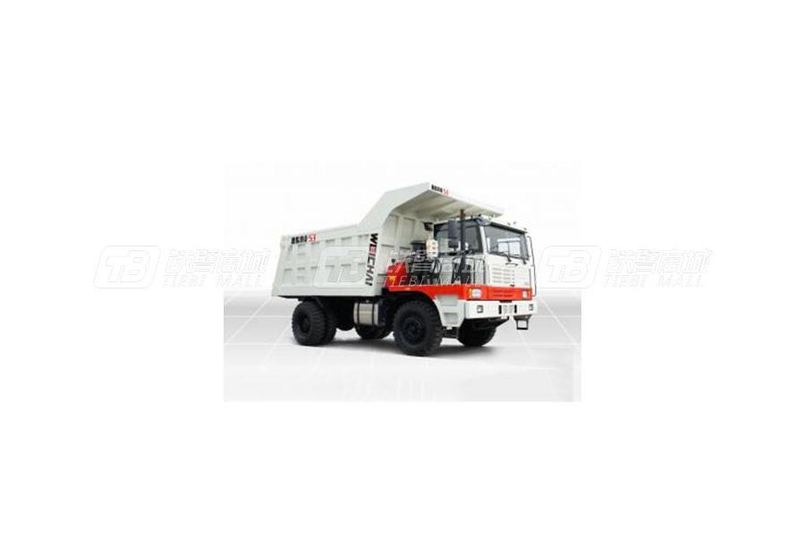 潍柴特种车YZT3530潍柴坦克 53矿用卡车