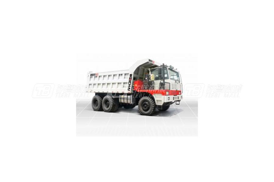 潍柴特种车YZT3633潍柴坦克 63矿用卡车