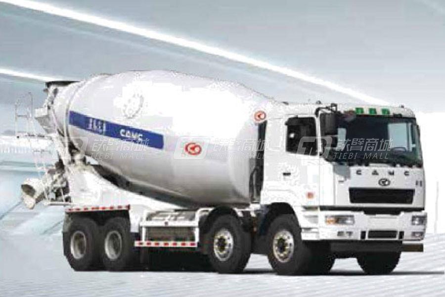华菱星马AH5319GJB3LNG5搅拌运输车