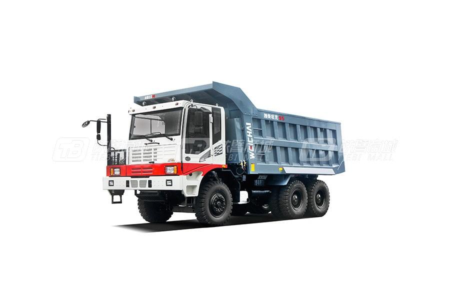 潍柴特种车YZT3950潍柴坦克95矿用卡车