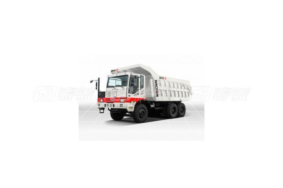 潍柴特种车YZT3880D钢铁90矿用卡车