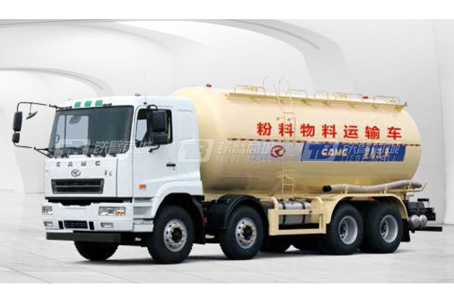 华菱星马AH5314GXH0L58×4下灰 / 粉粒物料运输车