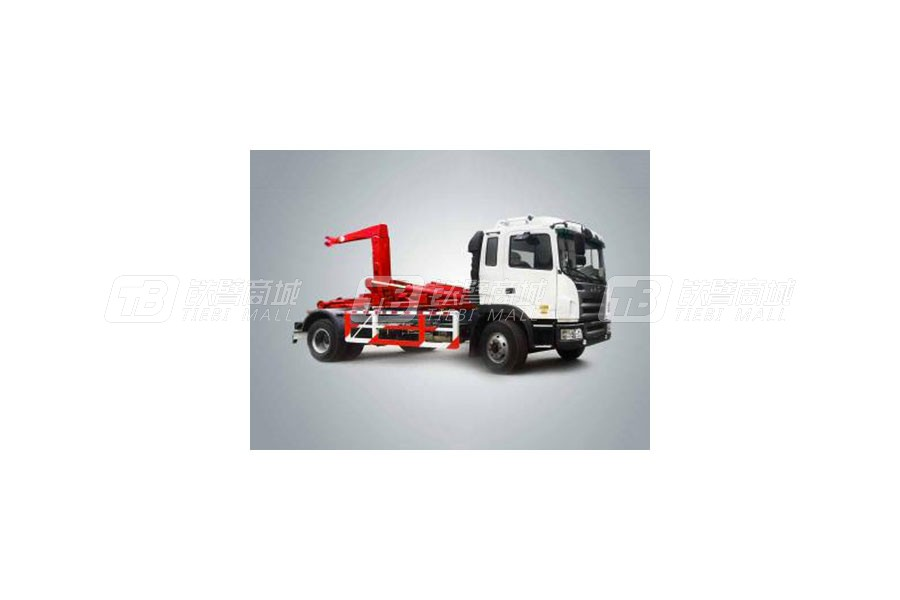 潍柴特种车YZT5165ZXX车厢可卸式垃圾车