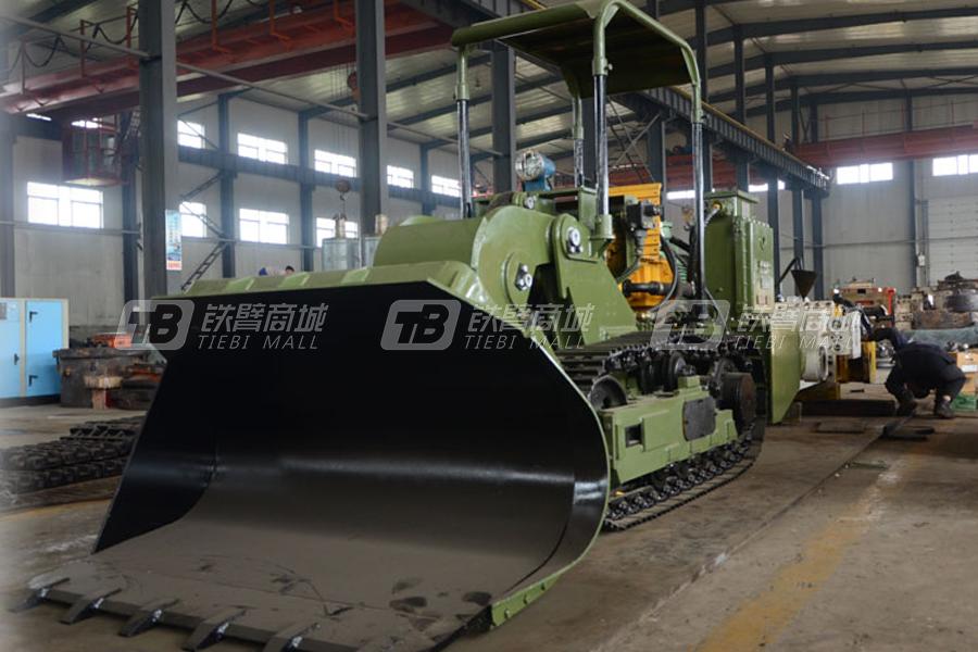 辽宁通用ZCY60R煤矿用侧卸式装岩机