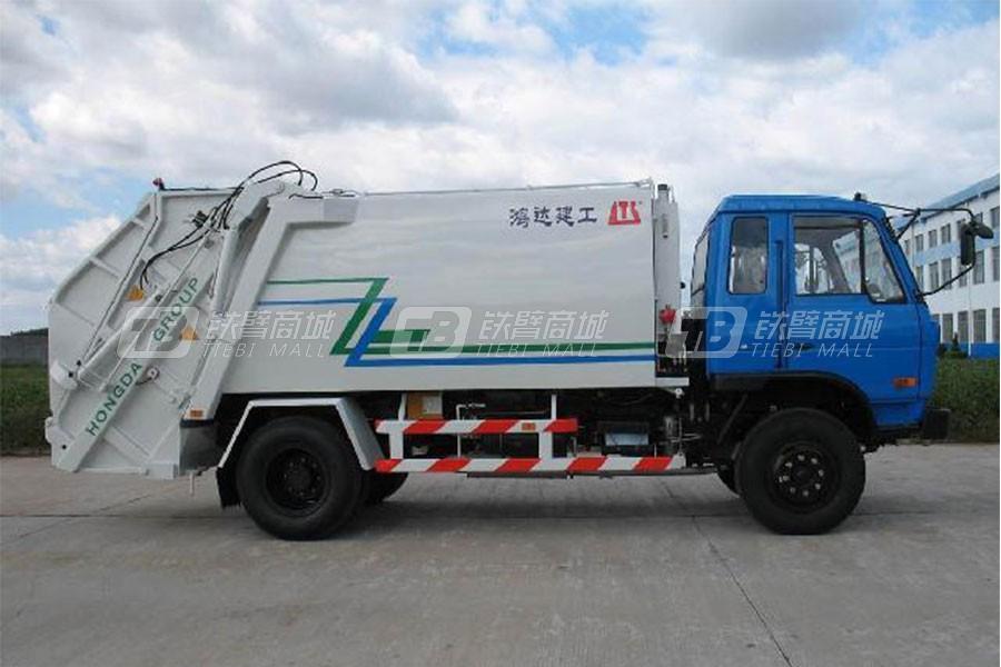 铁力士HDT5120ZYS压缩式垃圾车