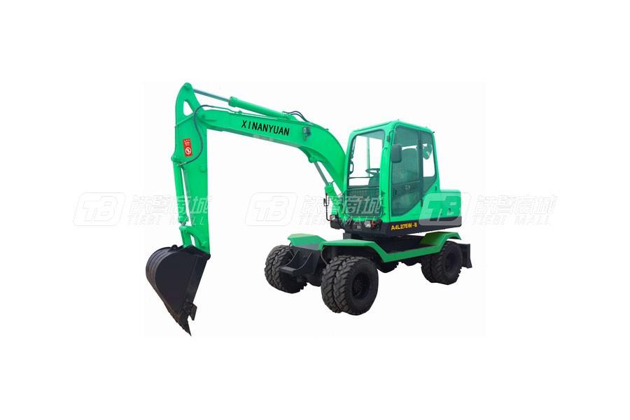 奥力信A4L275W-8轮式挖掘机
