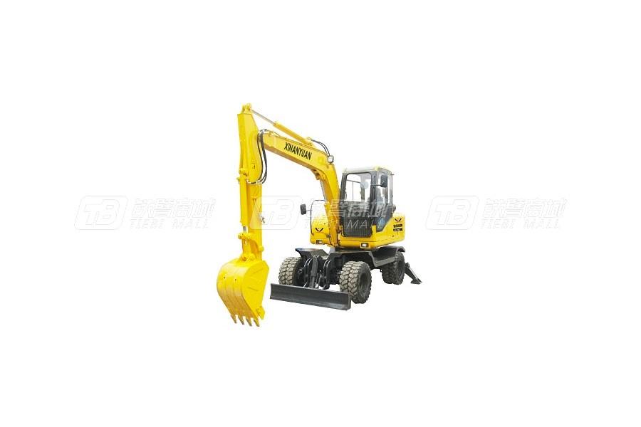 奥力信A4L280W轮式挖掘机