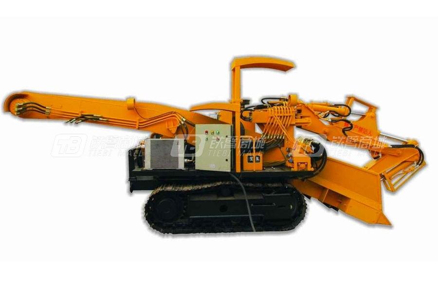 奥力信ZWY-80/22TBJ轮胎式隧道装载机