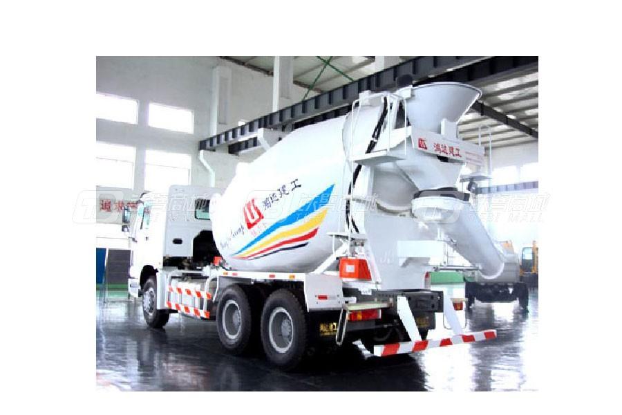 铁力士HDT5259GJB混凝土搅拌运输车