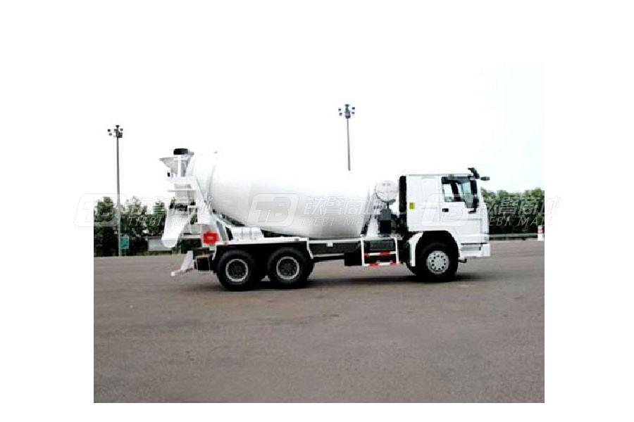 铁力士HDT5258GJB混凝土搅拌运输车