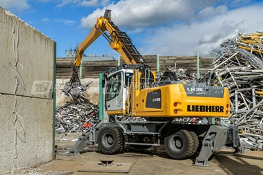 利勃海尔LH 35 M industry轮式挖掘机