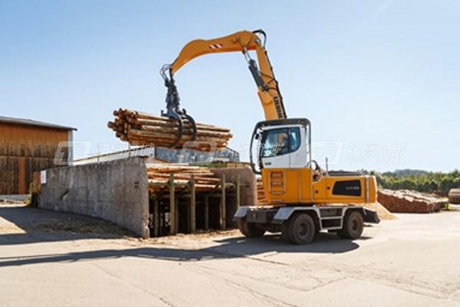 利勃海尔LH 35 M timber轮式挖掘机