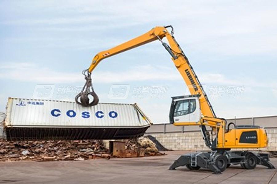 利勃海尔LH 40 M port轮式挖掘机