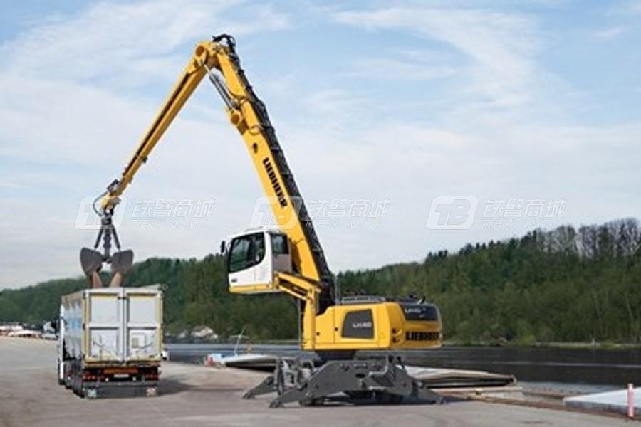 利勃海尔LH 50 M high rise轮式挖掘机