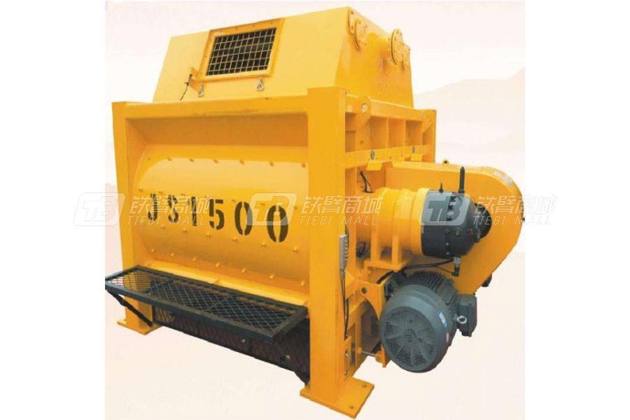 恒豪JS1500混凝土搅拌机