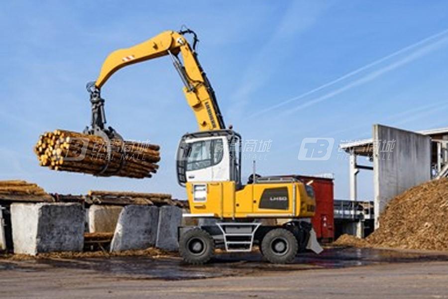 利勃海尔LH 50 M timber轮式挖掘机