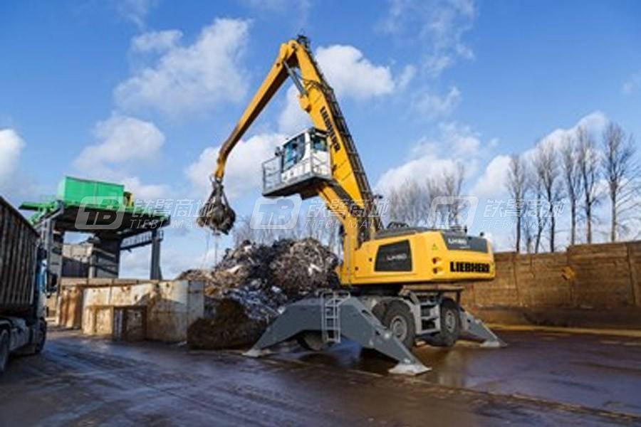 利勃海尔LH 60 M轮式挖掘机