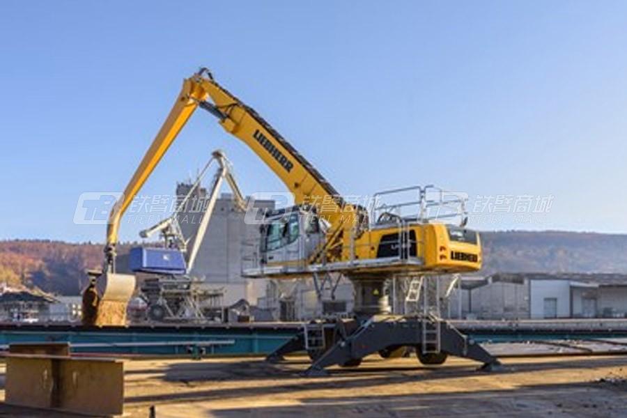 利勃海尔LH 60 M high rise轮式挖掘机