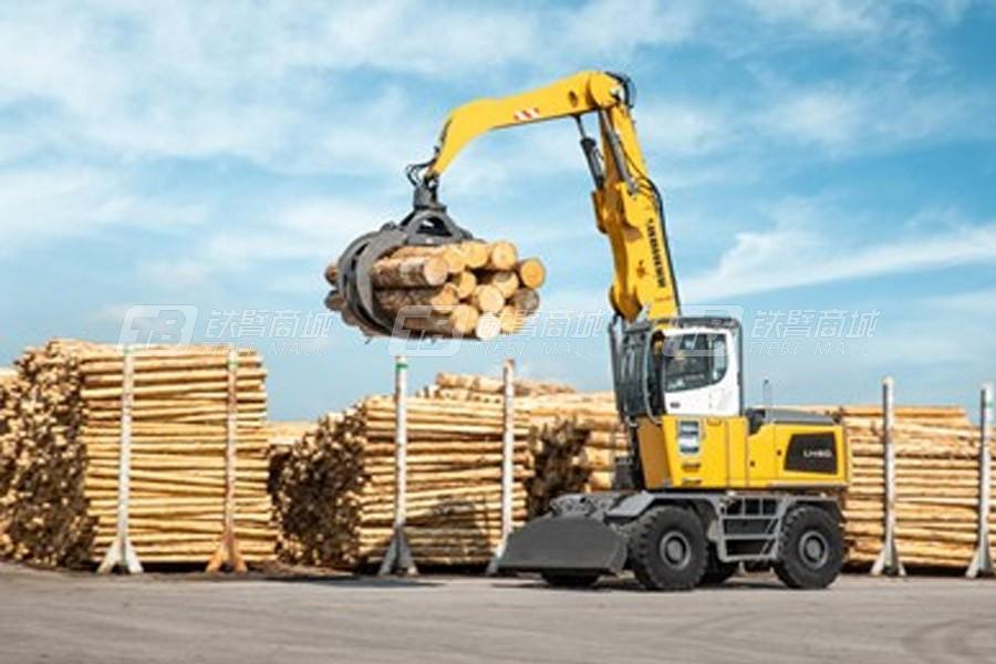 利勃海尔LH 60 M timber轮式挖掘机