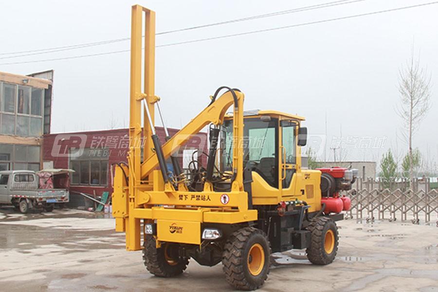 宜迅YX-940(3.5m3)高速公路-护栏打桩机