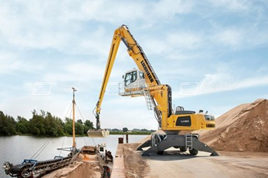 利勃海尔LH 60 M port轮式挖掘机