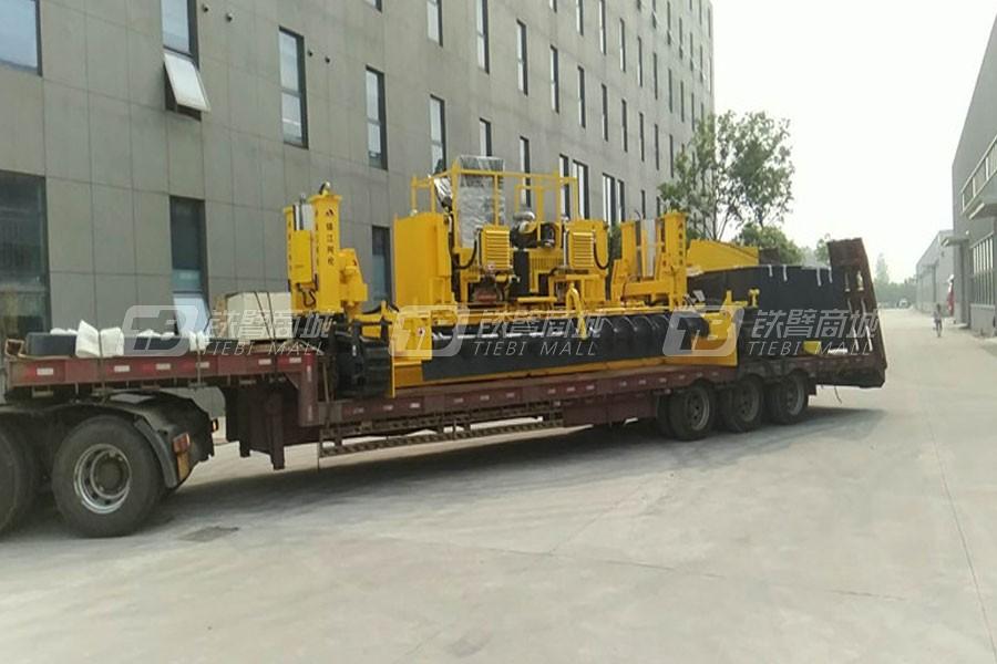 镇江阿伦AHT8000滑模式水泥混凝土摊铺机