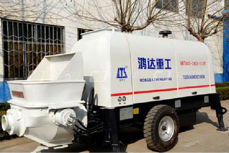 铁力士HBT60S1413-112R混凝土输送泵