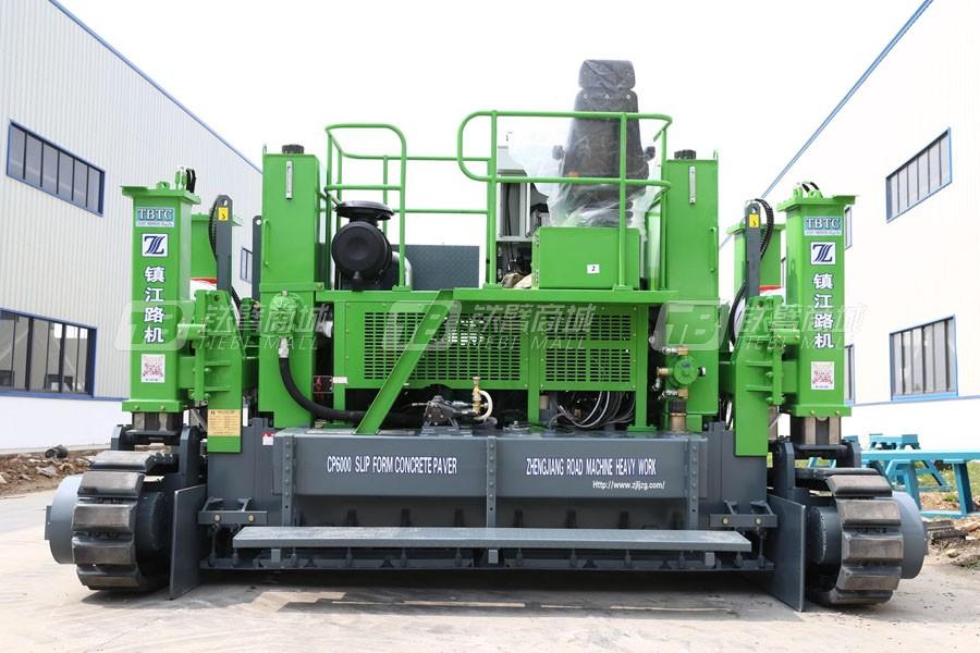 镇江路机CP8000滑模式水泥混凝土摊铺机
