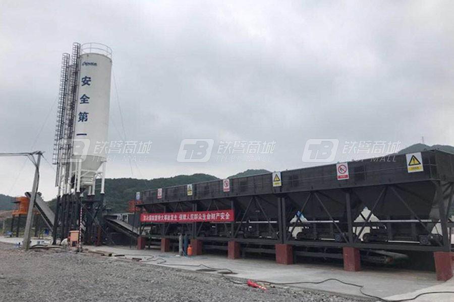镇江路机WBC800V稳定土厂拌设备