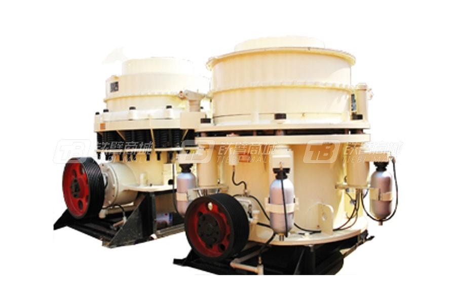夏洲重工HPC-160液压圆锥破碎机