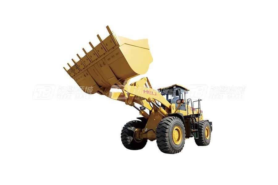 合力HL966轮式装载机