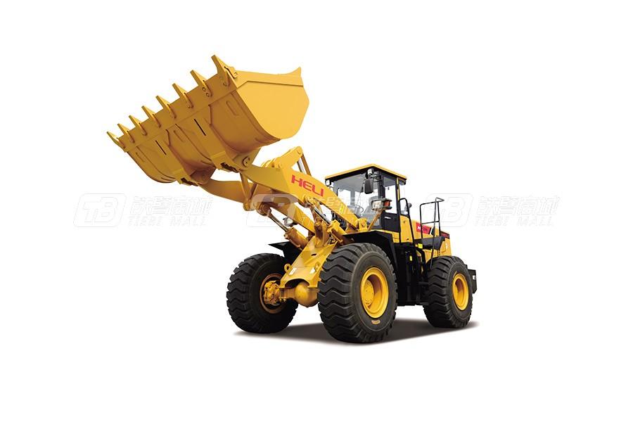 合力HL956轮式装载机