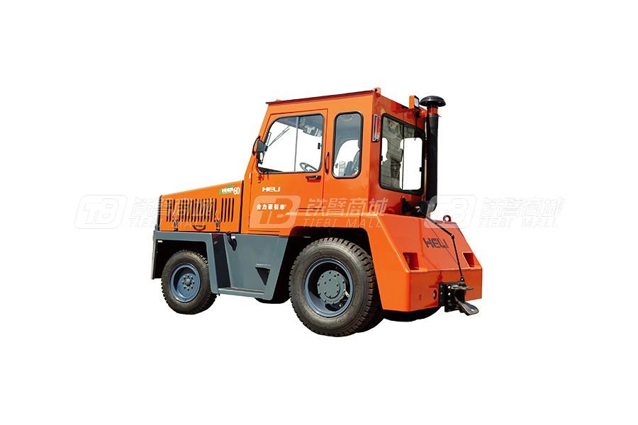 合力QYCD60-WXGG系列6吨内燃式牵引车