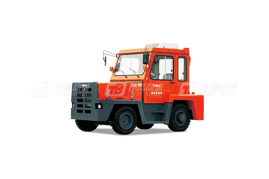 合力QYCD50-CU25t公铁两用内燃牵引车
