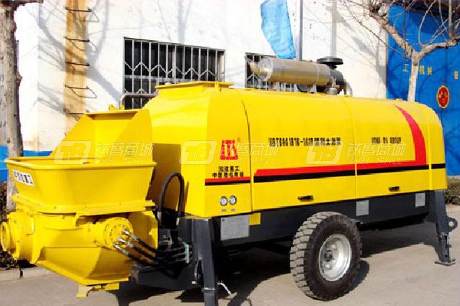 铁力士HBT60S1816-161R混凝土输送泵