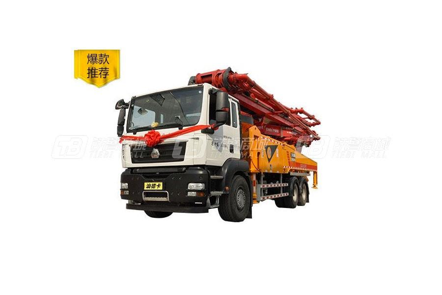 三民重科SM5160THBG28HQ混凝土泵车