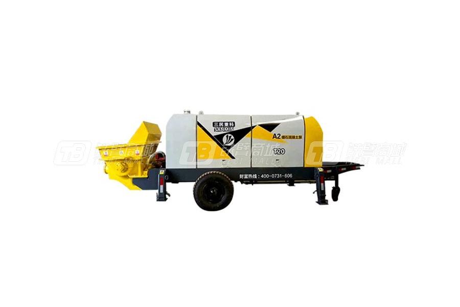 三民重科HBT20-8-30细石混凝输送土泵
