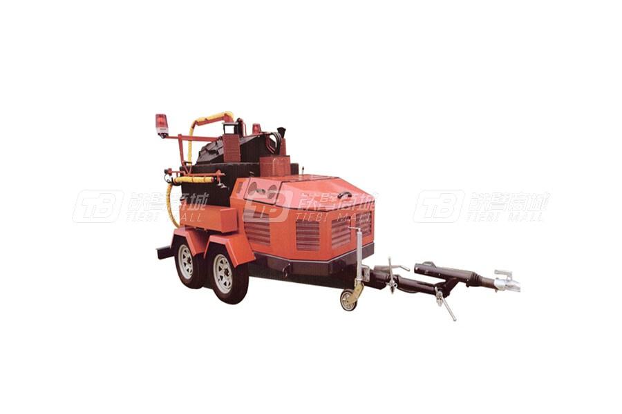 圣岳拖挂式拖挂式灌缝机