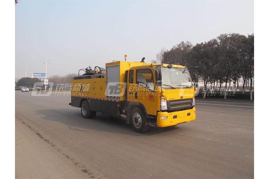 圣岳SDZ5147TXB沥青路面热再生修补车