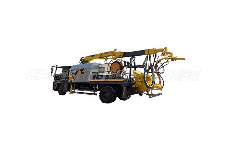 三民重科SM3016混凝土湿喷台车