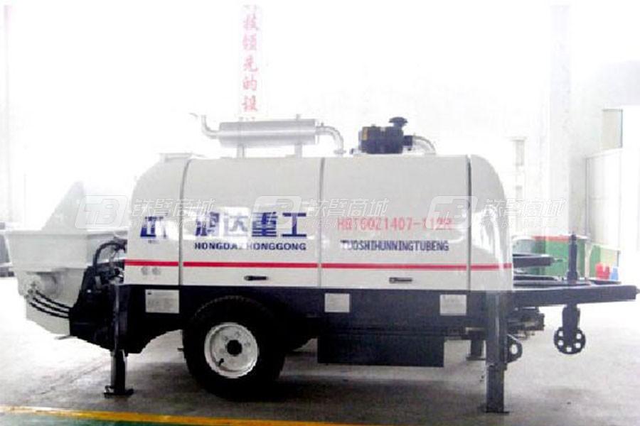 铁力士HBT60Z1407-112R混凝土输送泵