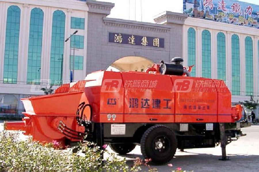 铁力士HBT60Z1407-130R混凝土输送泵