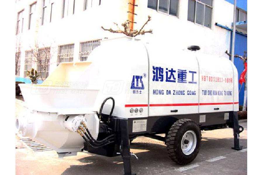 铁力士HBT80S1813-161R混凝土输送泵