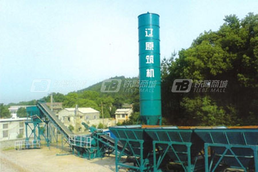 辽原筑机(Y)WBC200稳定土搅拌站