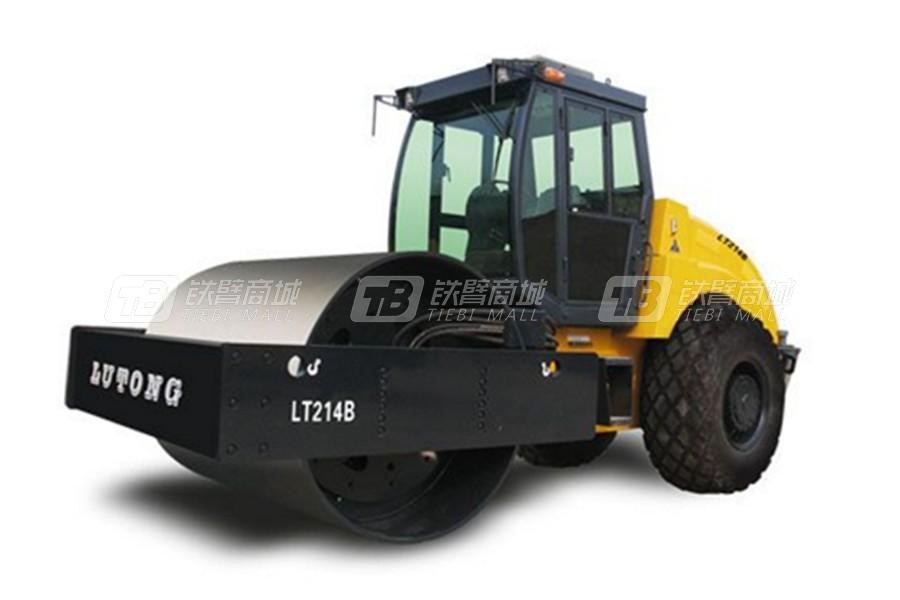 洛阳路通LT214B单钢轮压路机