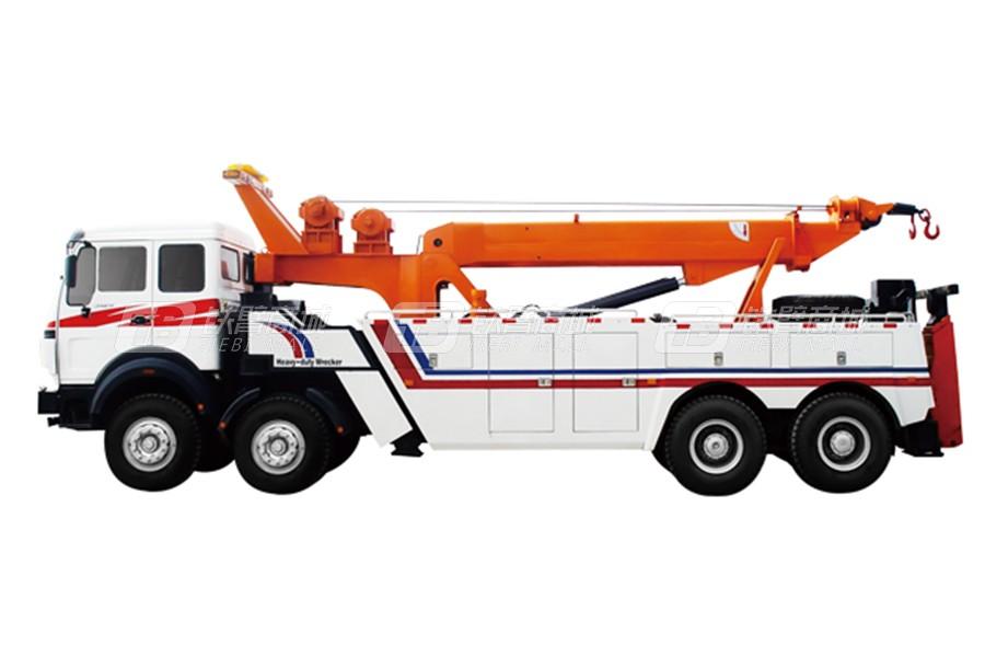 思嘉特QZ3016 (SJT5301TQZ)托吊分离型清障车