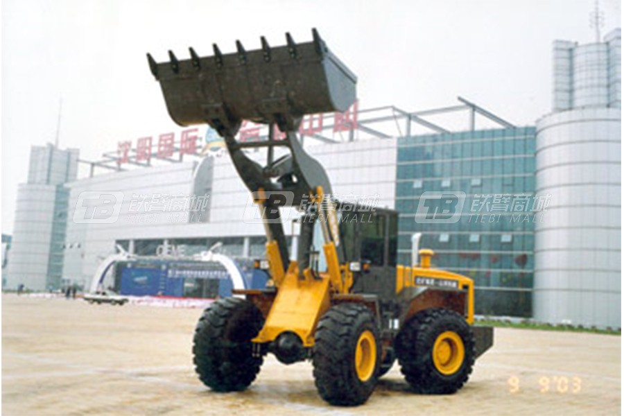 沈阳山河ZL50G轮式装载机