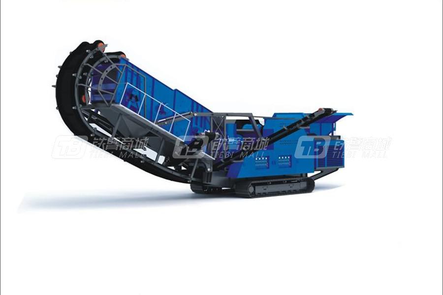 桂润重工P600ONE两段破碎机