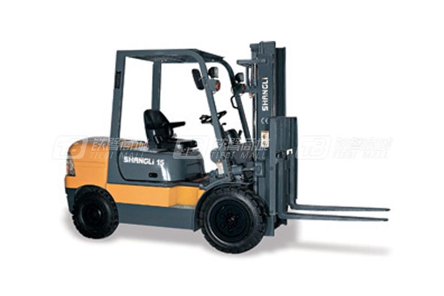 上力重工CPC15/CPCD15内燃平衡重叉车